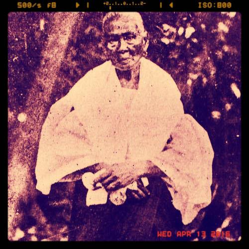 Portrait of Tandang Sora
