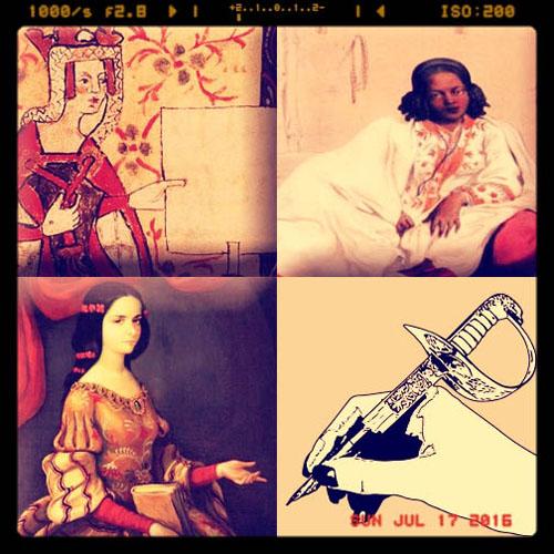 Sor Juana Ines de la Cruz, Gudit of Ethiopia, Empress Matilda