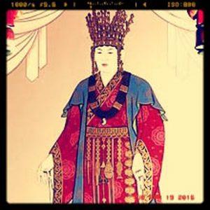 Empress Seondeok, also known as Sundok